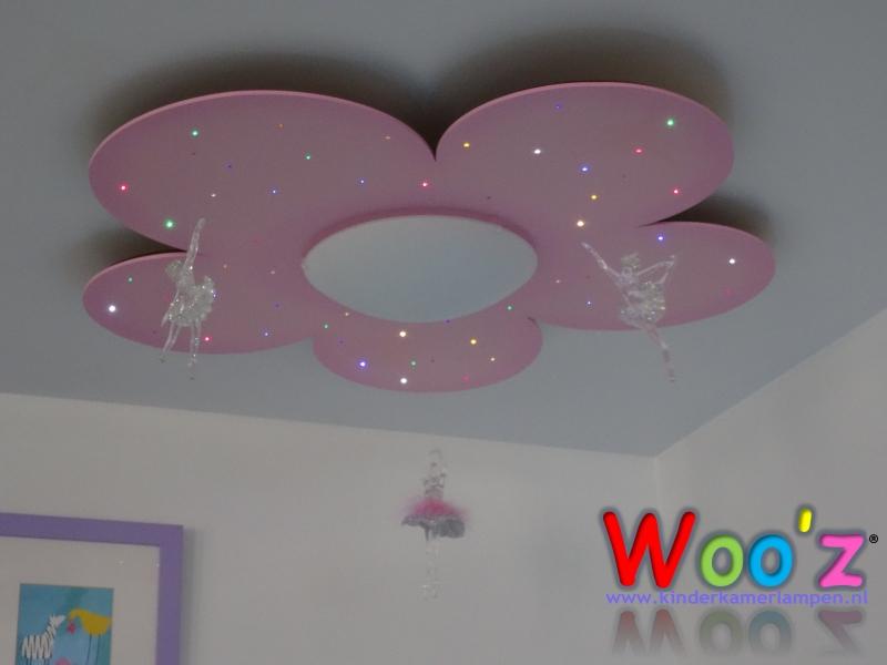 Kinderkamer Plafondlamp : Kinderkamer plafondlamp: Flower ...
