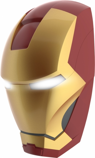 Kinderkamer lamp: Iron Man
