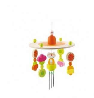 Kinderkamer lamp accessoire: Katy Cat Mobile Jumbo
